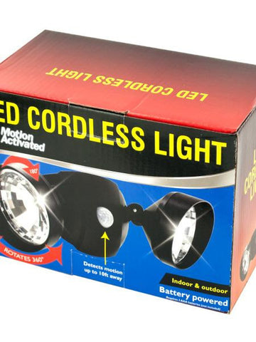 Motion Activated Cordless LED Light (Available in a pack of 1)