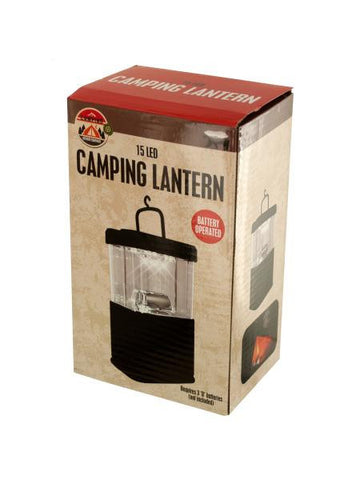 LED Camping Lantern with Hang Hook (Available in a pack of 1)