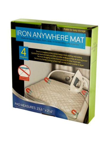 Iron Anywhere Mat with Magnets (Available in a pack of 1)