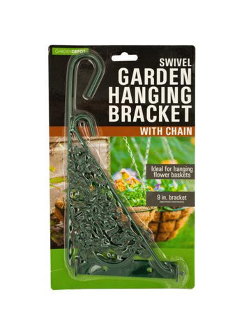 Swivel Garden Hanging Bracket with Chain (Available in a pack of 4)