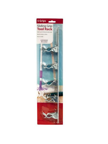 Sliding Grip Tool Rack (Available in a pack of 4)