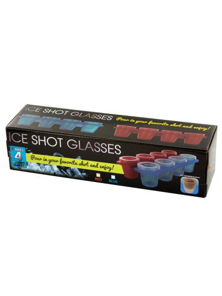 Ice Shot Glass Set (Available in a pack of 8)