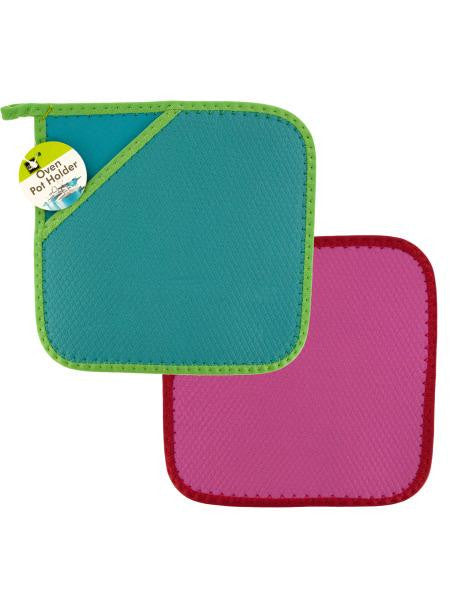 Neoprene Oven Pot Holder (Available in a pack of 4)