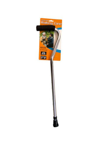 Adjustable Walking Cane with Foam Grip (Available in a pack of 1)