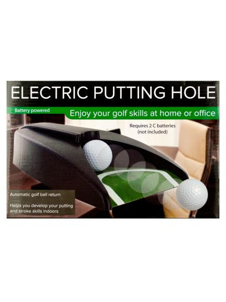 Electric Golf Putting Hole (Available in a pack of 1)