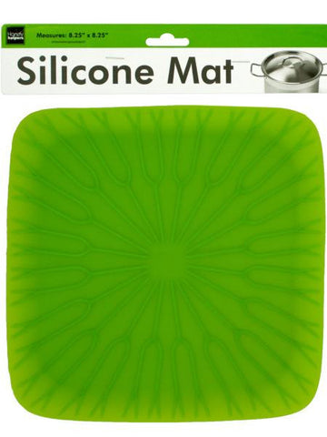 Silicone Kitchen Mat (Available in a pack of 12)