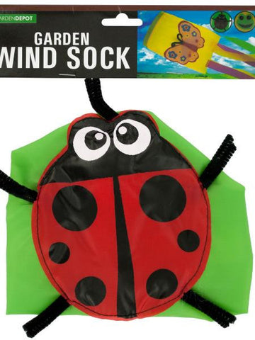 Garden Wind Sock (Available in a pack of 8)