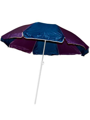 Large Beach Umbrella with Two Part Pole (Available in a pack of 1)
