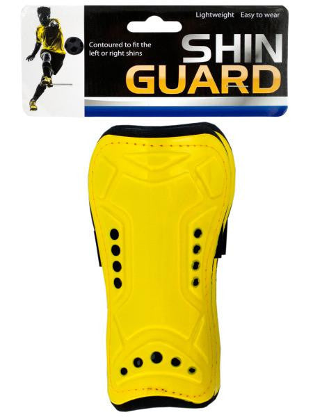 Protective Contoured Shin Guards (Available in a pack of 4)