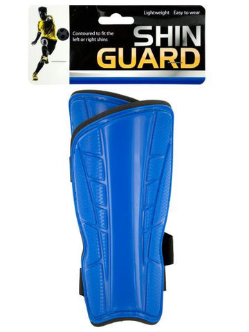 Lightweight Contoured Shin Guards (Available in a pack of 4)