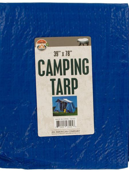 Multi-Purpose Camping Tarp (Available in a pack of 12)