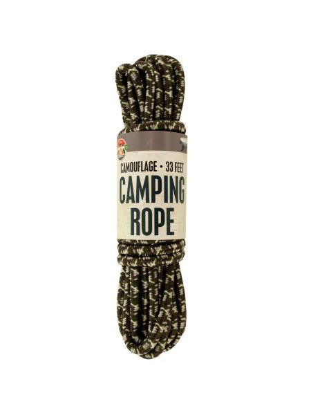 Camouflage Camping Rope (Available in a pack of 4)