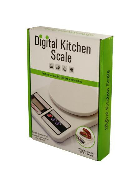 Digital Kitchen Scale (Available in a pack of 1)