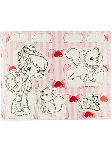 Strawberry Shortcake Pop-Out Fun Pack (Available in a pack of 4)