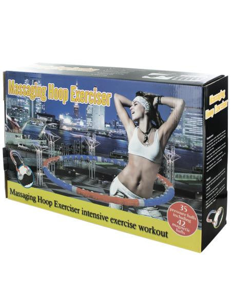 Health Hula Hoop Exerciser (Available in a pack of 1)