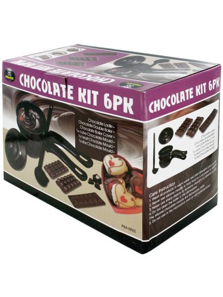 Chocolate Making Kit (Available in a pack of 1)