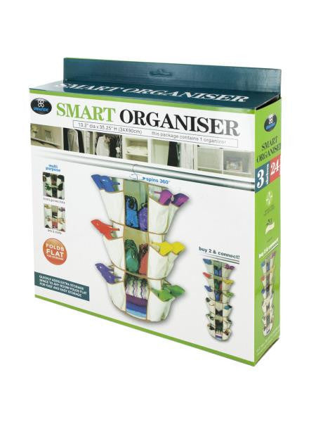 Multi-Purpose Hanging Carousel Organizer (Available in a pack of 1)
