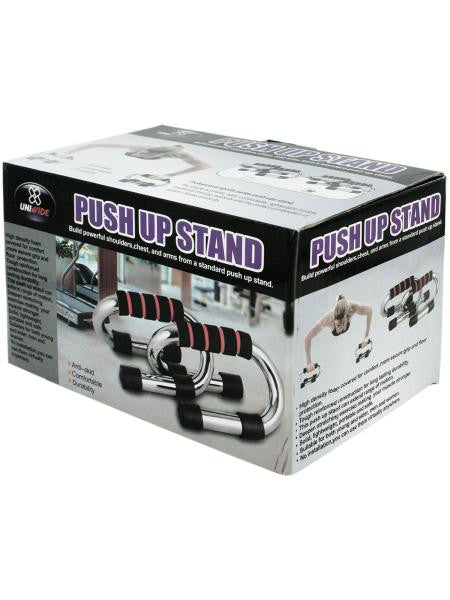 Push-Up Stands Set (Available in a pack of 1)