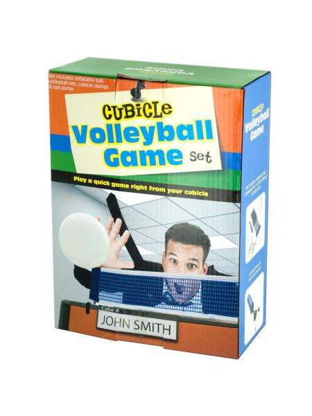 Cubicle Volleyball Game Set (Available in a pack of 1)