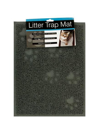 Cat Litter Catcher Mat (Available in a pack of 8)