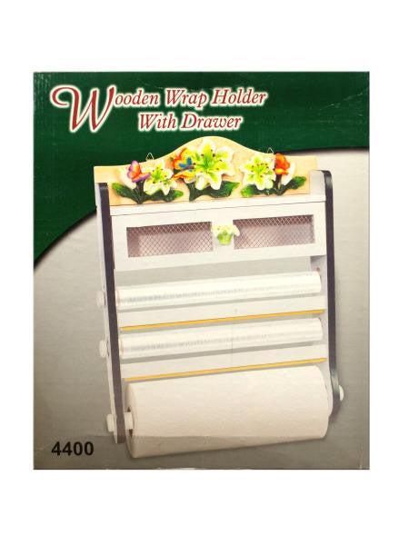 Butterfly 4-in-1 Kitchen Wall Storage Rack (Available in a pack of 1)
