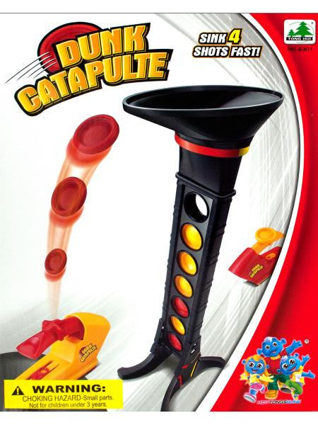 Catapult Dunk Shooting Line Up Game (Available in a pack of 1)