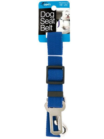 Adjustable Dog Seat Belt (Available in a pack of 12)