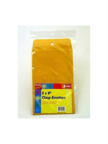 Small Manila Clasp Envelopes (Available in a pack of 24)