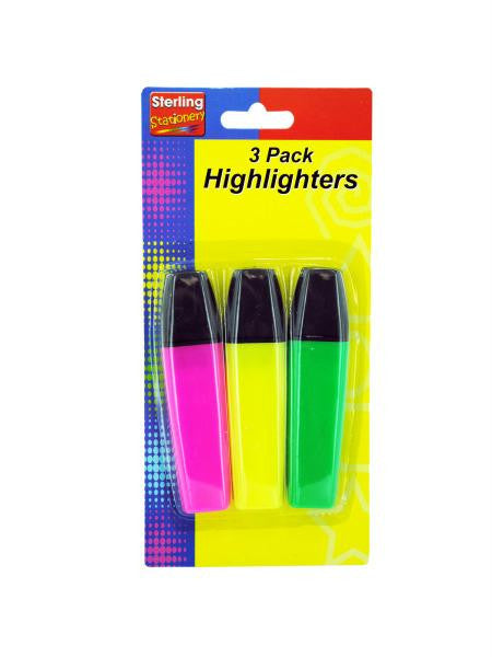 Highlighter Set (Available in a pack of 24)