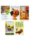 Thanksgiving Card Assortment (Available in a pack of 24)