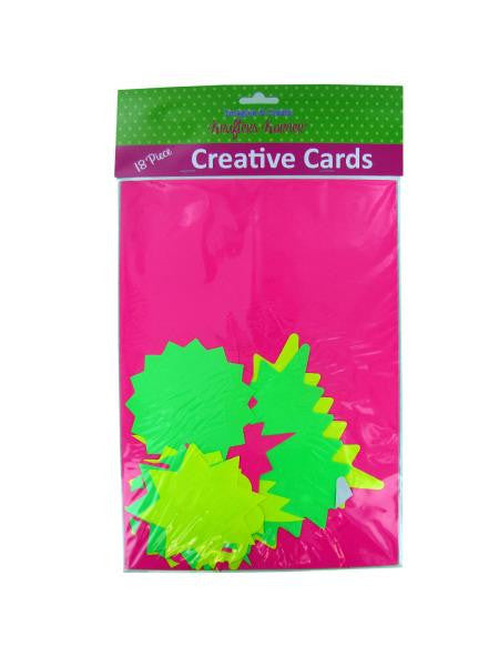 Creative Craft Paper Set (Available in a pack of 24)