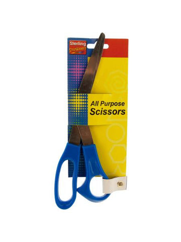 Blue All Purpose Scissors (Available in a pack of 24)