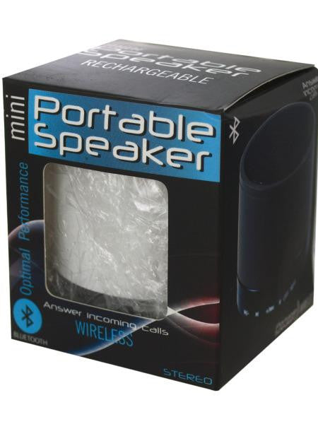 Wireless Mini Portable Speaker (Available in a pack of 1)