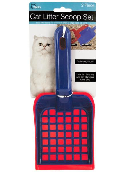 Cat Litter Scoop Set (Available in a pack of 8)