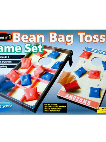 2 In 1 Bean Bag Toss Game Set (Available in a pack of 1)