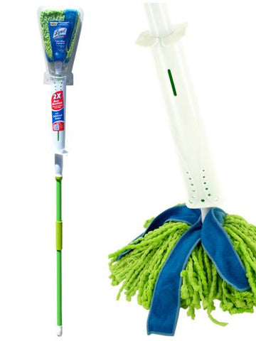 Lysol Antimicrobial Microfiber Cone Mop Supreme (Available in a pack of 1)