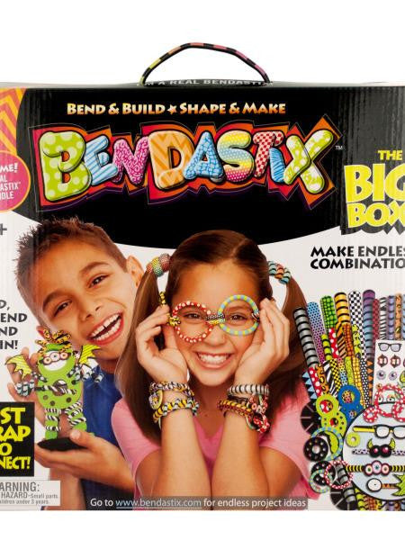 Bendastix The Big Box Craft Kit (Available in a pack of 4)
