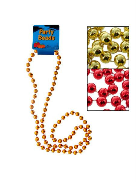 Party Beads (Available in a pack of 18)
