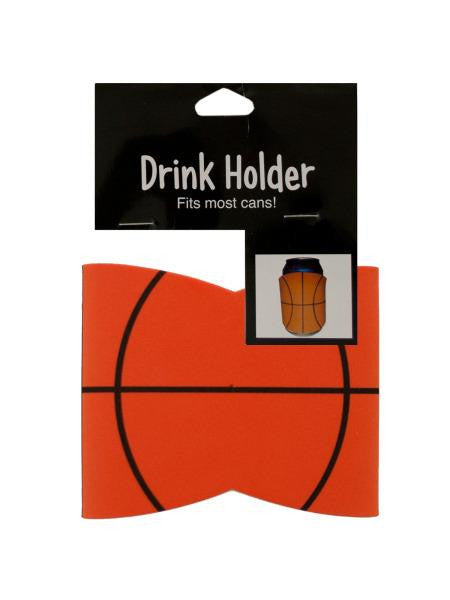 Basketball Drink Koozie (Available in a pack of 24)
