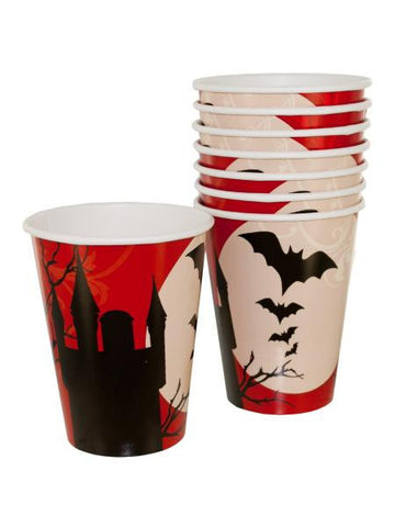 Frightful Night Party Cups Set (Available in a pack of 24)