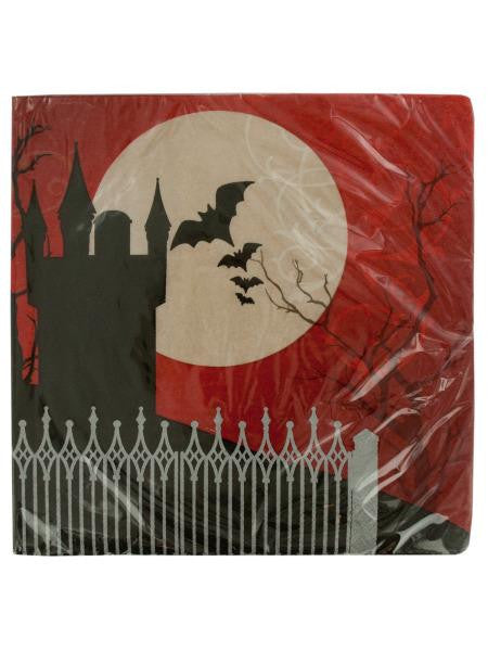 Frightful Night Dinner Napkins Set (Available in a pack of 24)
