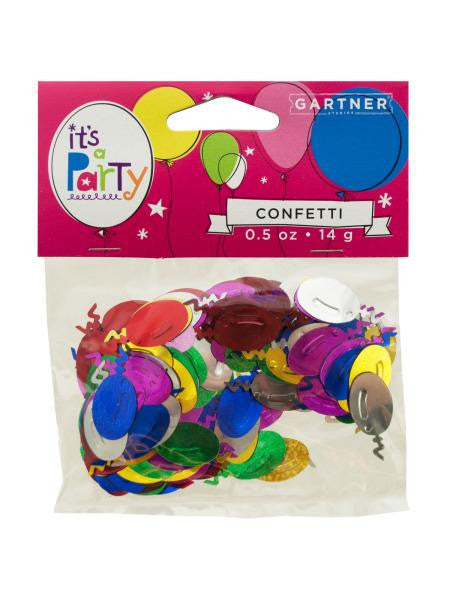 Festive Balloons Confetti (Available in a pack of 24)