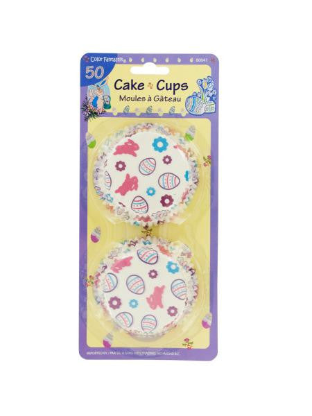 Easter Print Baking Cups (Available in a pack of 24)