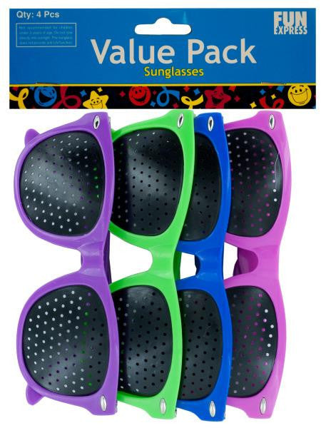 Dot Shade Party Favor Sunglasses (Available in a pack of 20)