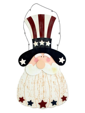 Uncle Sam Hanging Wall Decor (Available in a pack of 6)