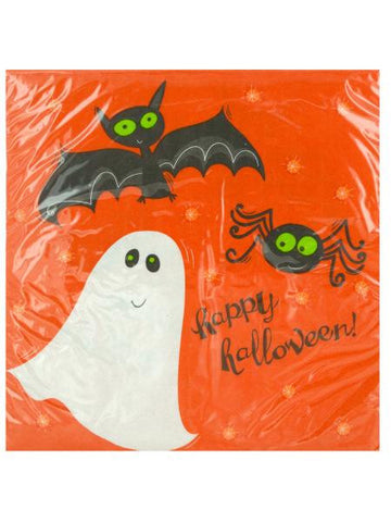 Halloween Batitude Lunch Napkins (Available in a pack of 24)