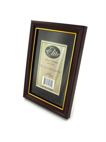 Wood Tone Photo Frame (Available in a pack of 24)