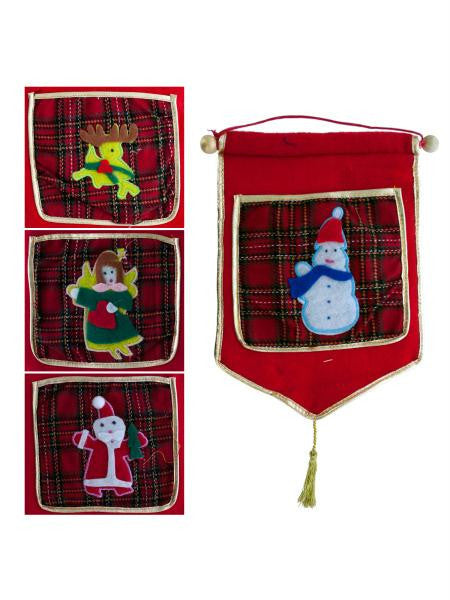 Christmas Hanging Decor (Available in a pack of 12)