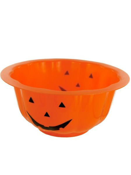 Pumpkin Halloween Candy Bowl (Available in a pack of 12)