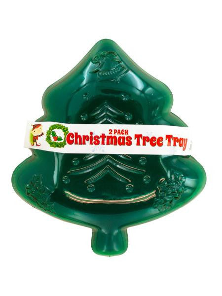 Mini Christmas Tree Tray Set (Available in a pack of 24)